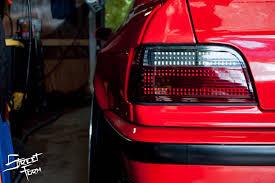 nissan 350z tail lights rize japan bmw e36 led tail light set u2013 affinis motor sports