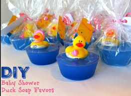 rubber duck baby shower decorations diy baby shower duck soap favors