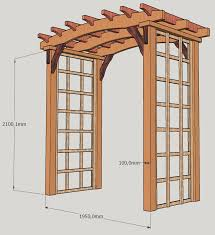 Pergola With Swing by Designing A Pergola Valve With Swing Outdoor And Garden Forums