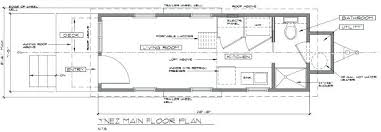 home floor plans free tiny home on wheels plans tiny home floor plans free house