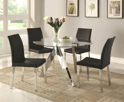 Extending Dining Table And 8 Chairs Black Glass Extendable Dining Table And Chairs Black Glass