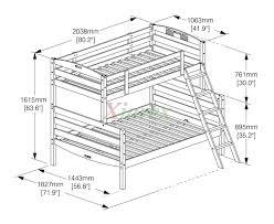 Desk Measurements by Bunk Beds Bunk Beds With Desk Girls Bedroom Set Ikea Stuva