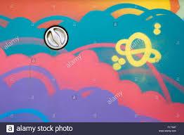 van volkswagen pink painted hippie vw volkswagen camper van stock photo royalty free