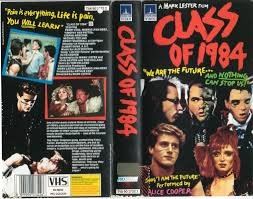 class of 1984 dvd discussions class of 1984 cynical celluloid