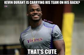 Adrian Peterson Memes - nfl memes on twitter adrian peterson kevin durant http t co