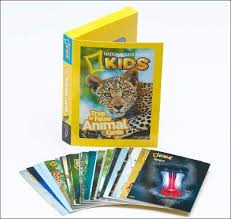 true or false animal cards national geographic 9781426307942