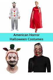american horror halloween costumes for men and women u2013 great gift