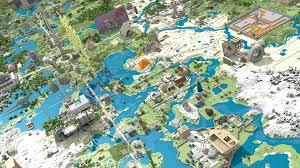 Minecraft World Maps by Transforming Minecraft Maps Into Stunning Works Of Art Kotaku