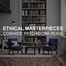 Cowhide Rugs London Mosaic Hides Luxury Patchwork Cowhide Rugs
