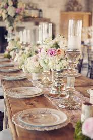 incridible wedding centerpieces on a budget elegant wedding table