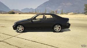 lexus hatchback is300 lexus is300 tunable 1 0 for gta 5