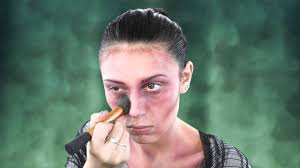 spirit halloween walking dead fear the walking dead halloween zombie makeup tutorial