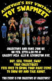 First annual Asheville Vintage Toy Swap Meet set for Feb 27 at