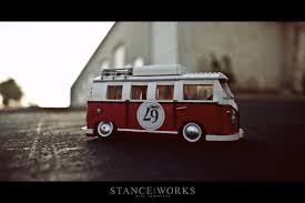 volkswagen bus stance works slammed lego volkswagen bus
