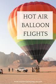 air balloon ride what it feels like