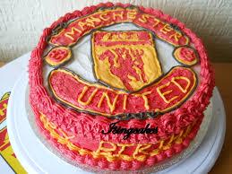 glory glory manchester united u2013 isingcakes