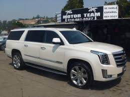 cadillac suv 2015 price used 2015 cadillac escalade esv for sale pricing features
