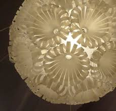 Unusual Light Fixtures - modern and unusual lamps made from plastic bottles treehugger