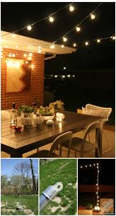 Garden Patio Lighting 95 Best Outdoor Lighting Ideas Images On Pinterest Lighting