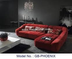 Red Corner Sofa by Living Room Red Corner Furniture Fabric L Shape Corner Sofa Modern