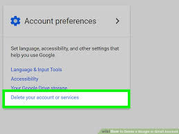 how to delete gmail account from android phone 2 simple ways to delete a or gmail account wikihow