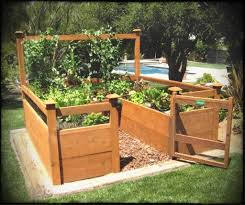 Small Raised Bed Vegetable Gardens Diy Vegetable Garden Ideas Small Space Home Life Unique Home
