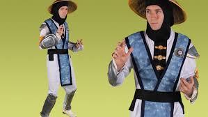 Halloween Costumes Mortal Kombat Mortal Kombat Deluxe Raiden Costume