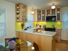 small u shaped kitchen designs with island black backsplash ideas