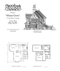 Storybook Cottage House Plans Southern Living House Plans Ideas Home Design And Interior