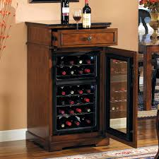 wine cooler cabinet reviews wine chiller cabinets newair 46 bottle dual zone convertible wine