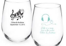 stemless wine glasses wedding favors personalized stemless wine glasses favors favors amp flowers