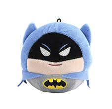 hallmark gifts fluffball dc universe comics batman stuffed plush