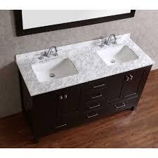 All Wood Vanity For Bathroom Buy Vnicent 60