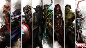 avengers by thedurrrrian on deviantart