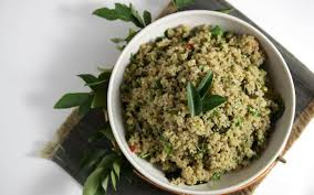 quinoa cuisine indian style quinoa and peas cuisine