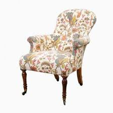 Antique Upholstered Armchairs Buy Antique Armchairs At Pamono
