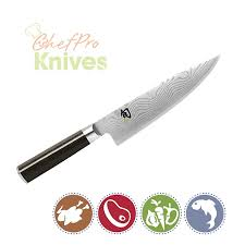 shun classic chef u0027s knife left handed 8