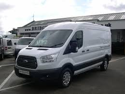 ford transit 350 l3h2 trend bridge commercials