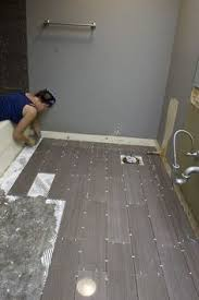 Gray Bathroom Floor Tile After Weeks Of Research You Have Selected Your Tile Floor For