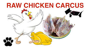 how to make raw chicken carcus for dogs diy raw dog food diet a