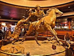 Grand Sierra Reno Buffet by Pony Express Statue Grand Sierra Reno Nv Pony Express