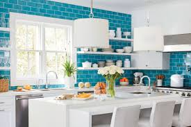 Coastal Living Kitchen - steal these tile ideas from the coastal living designer showhouse