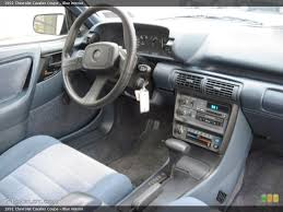 1998 Chevy Cavalier Interior 1991 Chevrolet Cavalier Information And Photos Momentcar