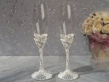 wedding glasses wedding glasses ebay