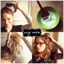 how to ambray hair how to hair girl diy ombre hair du jour