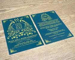 peacock wedding invitations packed with art peacock wedding