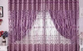 Dusty Purple Curtains Amazing Sheer Purple Curtains Sheer Elegance 84 In L