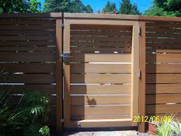 Modern Backyard Fence by 18 Best Outdoor Fence Horizontal Images On Pinterest Wood