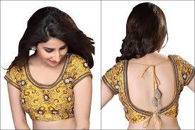 trendy blouses blouse back neck designs top 54 trendy designs