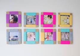 How To Decorate A Shoebox To Make A Cardboard Diy Photo Frame